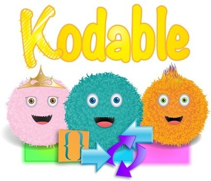 Play Kodable Online | Kodable | K-12 Web Resources - Science | Scoop.it