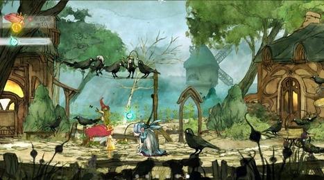 Le jeu video Child of Light, entre aventures et poésie   Jeux vidéo   Scoop.it