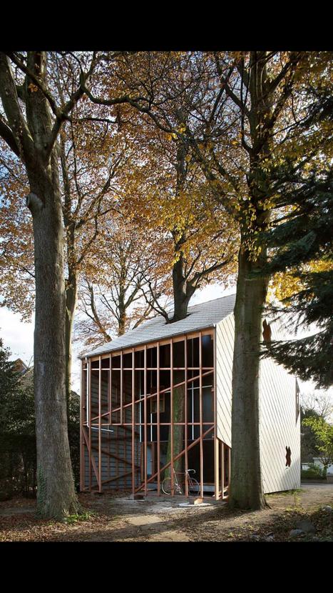 House Bernheimbeuk / architecten de vylder vinck taillieu | Architecture et Ingénierie bois | Scoop.it