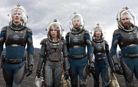 Un créateur de costumes de super-héros chez Space X   Téléphone Mobile actus, web 2.0, PC Mac, et geek news   Scoop.it