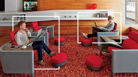 Designing for Distraction - Workplace Design Solutions - Steelcase | Feng Shui and Property, London | Scoop.it