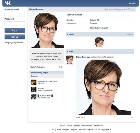 dianebourque @VK | Diane sur le Web | Scoop.it