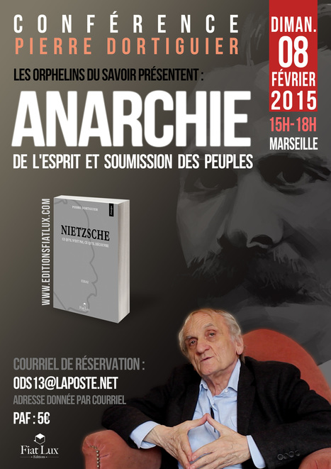 Conférence de P. Dortiguier et LLP à Marseille ce 8 février | Autres Vérités | Scoop.it
