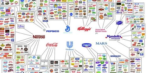 This infographic shows how consumers only have 'the illusion of choice' | B2BMarketing | Scoop.it