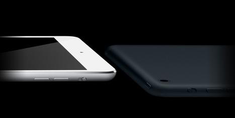 iPad mini : la tablette idéale ? [7pouces] - Tapahont.info | ipad Pro | Scoop.it