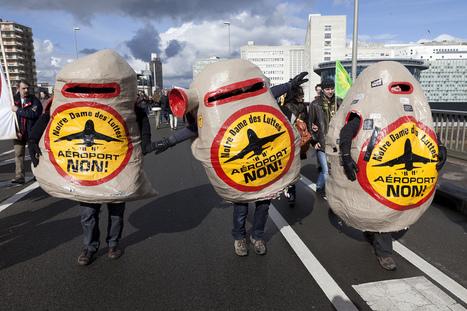 Notre-Dame-des-Landes : ni travaux, ni expulsions ! Nous serons là ! | Mouvement. | Scoop.it