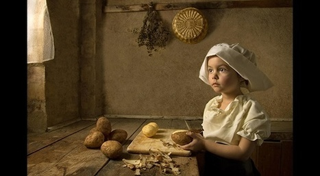 Vermeer, le maître des photographes | Slate | photo en Bretagne - Finistère | Scoop.it