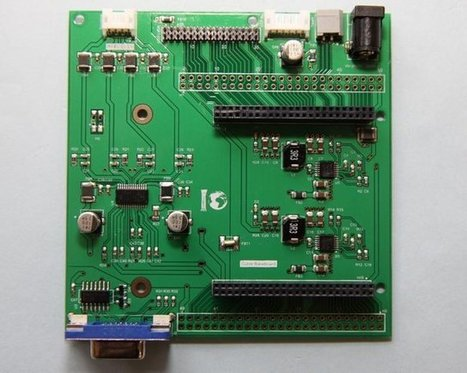 IO Technologies Announces $29.99 Baseboard for Cubieboard | Embedded Systems News | Scoop.it
