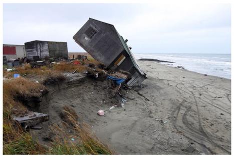 Alaska : le réchauffement climatique contraint un village entier à déménager | Nouveaux paradigmes | Scoop.it