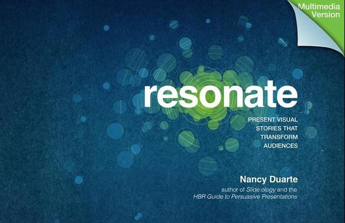 Resonate: Present Visual Stories that Transform Audiences | Knowledge Broker | Scoop.it