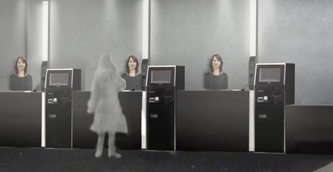 #Turismo: El primer hotel en que todos sus empleados son robots | Estrategias Competitivas enTurismo: | Scoop.it