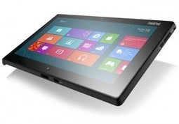 """Moor Insight & Strategy: """"Windows 8 Tablets Best Bet for the Enterprise"""" 