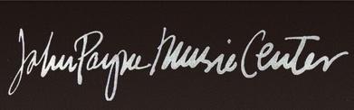 John   Payne Music Center Offer Half Hour | John Payne Music Center | Scoop.it