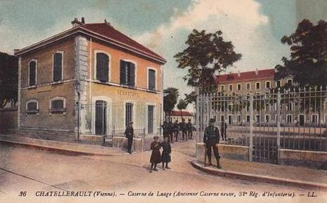 #Châtellerault rachète son école de gendarmerie | Chatellerault, secouez-moi, secouez-moi! | Scoop.it