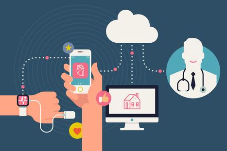 E. santé : comment la technologie va nous aider à vivre plus vieux - Silicon | Cité du futur | Scoop.it