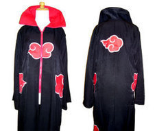 Jual Jubah Akatsuki | Cosplay | Scoop.it