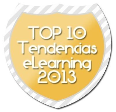 Repasando el Top 10 de tendencias eLearning 2013 | ojulearning.es | elearningueando | Scoop.it