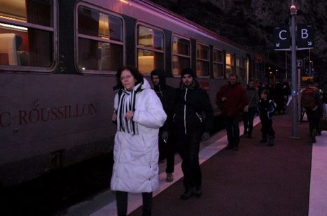 Languedoc-Roussillon : le train régional à seulement 1 € - ladepeche.fr | Centre Bouffard-Vercelli Cerbere | Scoop.it