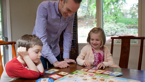 High-Tech Push Has Board Games Rolling Again | Education Technology | Scoop.it