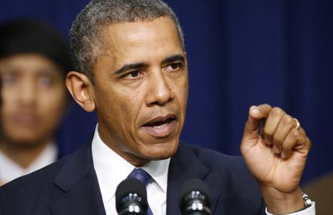 Government Shutdown 2013: President Obama Blames GOP 'Ideological Crusade,' Urges Reopening [VIDEO] | Politics | Scoop.it