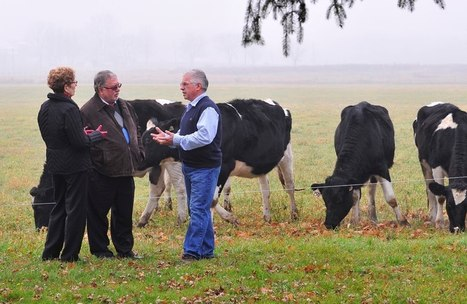 Premier Wynne Puts Agriculture First! | Dairy Farming | Scoop.it