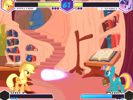 My Little Pony: Fighting is Magic | My little pony | Scoop.it