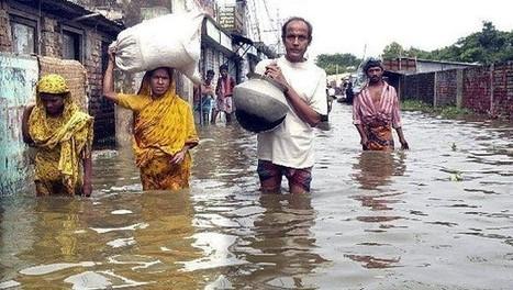 El cambio climático multiplica los episodios de fuertes precipitaciones   Nuevas Geografías   Scoop.it