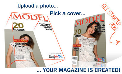 Fake Magazine Covers - Mag Covers with Your Picture - MagMyPic.com | Machinimania | Scoop.it