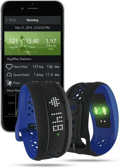 Mio Global: Mio Fuse | Heart Rate and Sleep Monitor Activity Tracker | Healthy Living Essentials | Scoop.it