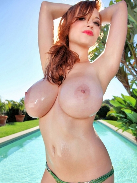 Photos : La bombe Tessa Fowler seins nus ! | Radio Planète-Eléa | Scoop.it