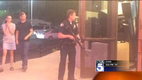 Moviegoers fearing chainsaw attack escape Newport Beach theater   BoogieFinger Politics   Scoop.it