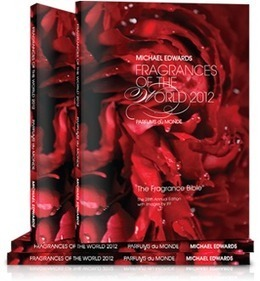 Fragrances of the World [BOOK]   Trending Beauty   Scoop.it