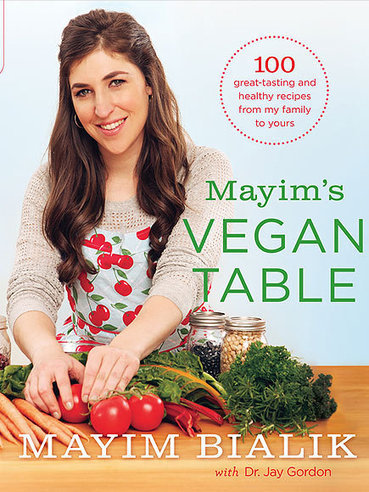 Bread with a Bang: Mayim Bialik's Vegan Pretzel Challah | My Vegan recipes | Scoop.it