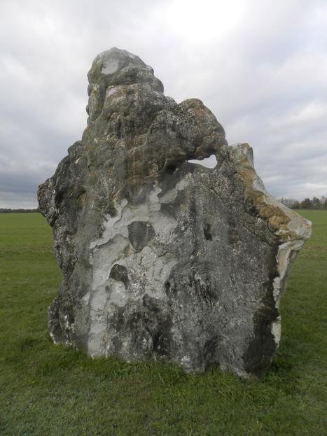Images du jour: le Menhir de Mévoisins | Mégalithismes | Scoop.it