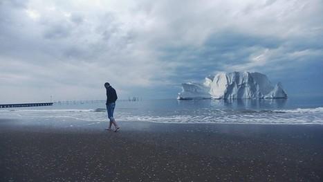 Aventure. Pendant un an, il vivra seul au sommet d'un #iceberg | Hurtigruten Arctique Antarctique | Scoop.it
