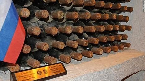 Moldova: Where I got my hands on Putin's wine - CNN | Wine storage | Scoop.it