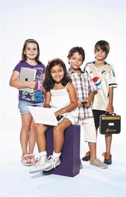 Generación Z: la vida a través de una pantalla - Lanacion.com (Argentina) | Los niños e internet | Scoop.it