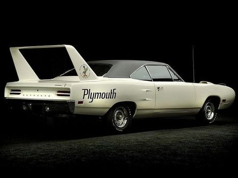 Plymouth Superbird | american muscle cars | Scoop.it