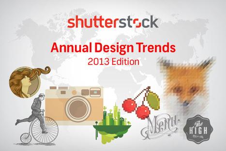 Infographic: Shutterstock's Global Design Trends 2013 | Design · Graphic | Scoop.it