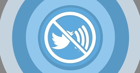 Adios, Over-Tweeters: Twitter Finally Adds a Mute Button | Learning@the_speed_of_change | Scoop.it
