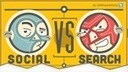 Social vs Search [Infographic] | weekly | Scoop.it