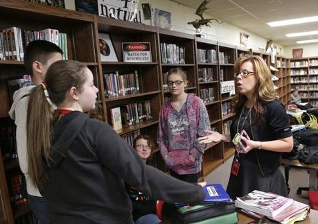 Rossville librarian earns national recognition | Librarysoul | Scoop.it