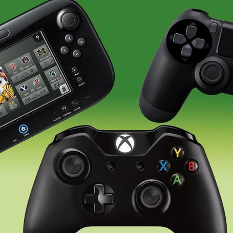 Xbox One Compared With PS4 and Wii U | MUSIC:ENTER | Scoop.it