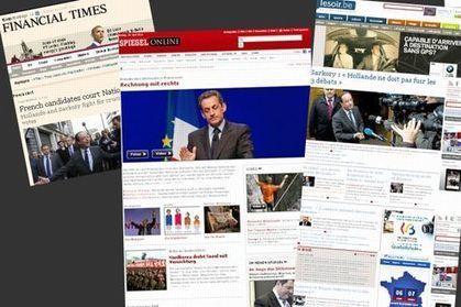 Présidentielle : le 1er tour vu par les médias étrangers | Union Européenne, une construction dans la tourmente | Scoop.it