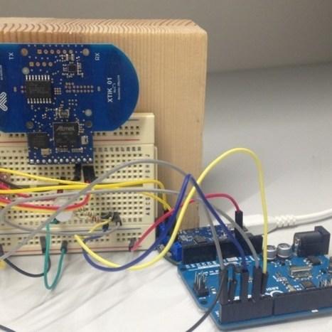 Arduino Radar Watches You Breathe | Raspberry Pi | Scoop.it