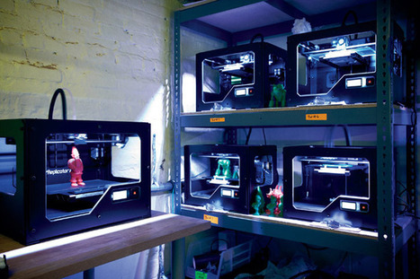 The New MakerBot Replicator Might Just Change Your World | Big and Open Data, FabLab, Internet of things | Scoop.it