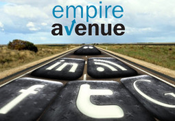 Empire Avenue – Streets Paved with Influence | Social Magnets | Social Media Kungfu | Scoop.it