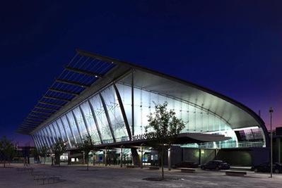 Gare de Stratford à Londres en 3D | 3D Library | Scoop.it