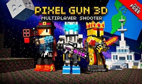 Pixel Gun 3D Hack - Unlimited Coins Cheats Engine | topics by johnnie9washington2 | Scoop.it
