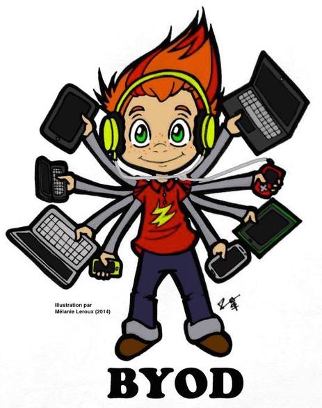 DOSSIER : Le BYOD : entre perspectives et réalités pédagogiques | Pédagogies | Scoop.it